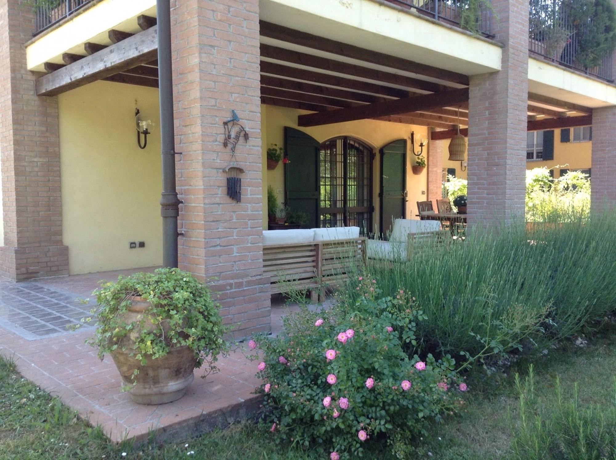 Un portico a Bologna