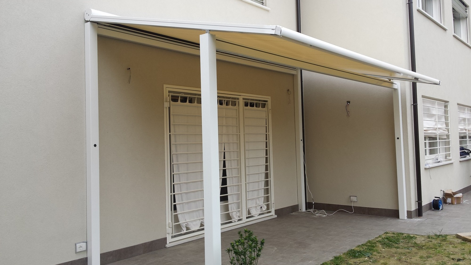 Soluzione su misura per la casa dell'architetto