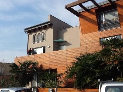 Schermatura solare per architettura ad alta efficienza