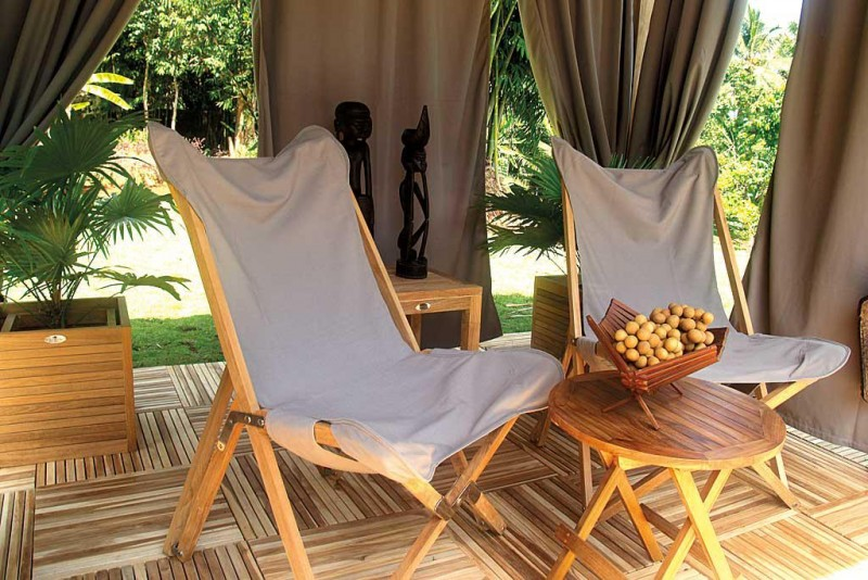 Collezione VENEZIA – Poltrona relax pieghevole TRIPOLINA