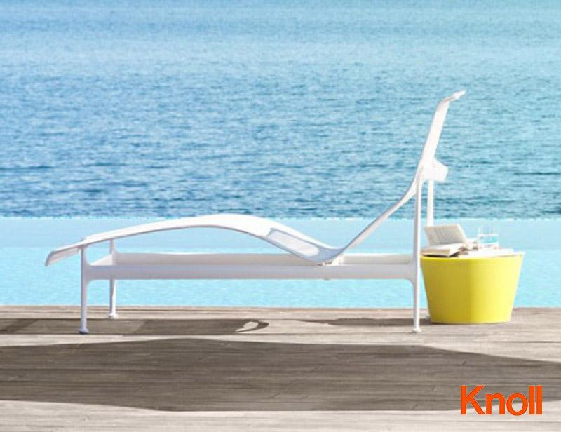 KNOLL Schultz contour chaise collezione 1966 ®