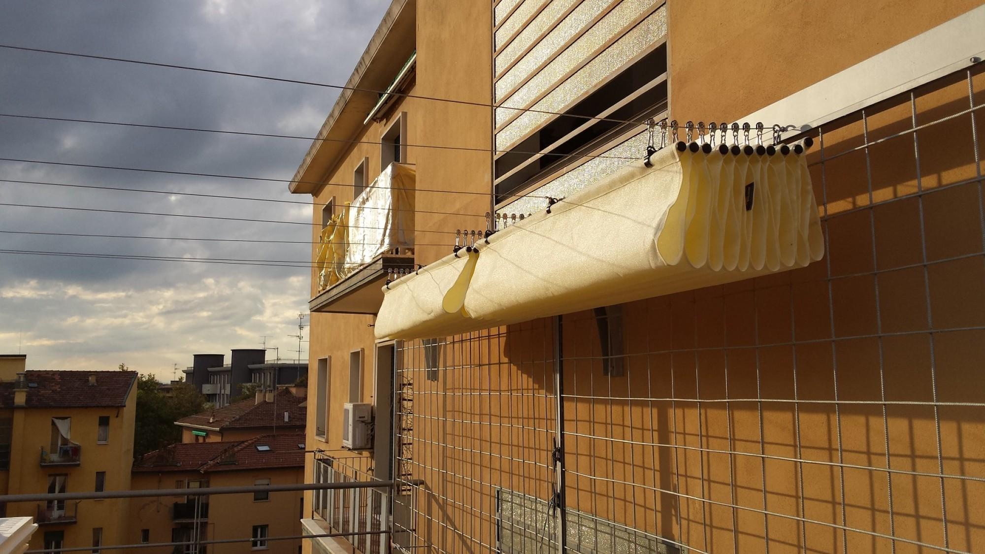 Sui tetti di Bologna